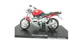 BMW R1100R 1998 escala 1/18 Saico moto miniatura
