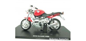 BMW R1100R 1998 scale 1/18 Saico motorcycle miniature