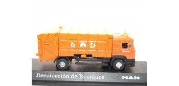 Camión Basura Man escala 1/72 Joycity Camiones a escala