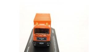 Camión Basura Man escala 1/72 Joycity