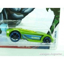 "<p><strong>Battle Spec Green Goblin</strong></p><p><strong>Hot wheels</strong></p><p><strong>1/64 - 1:64</strong></p><p><b>Ver más <a class=""btn btn-default"" href=""https://www.selegnajuguetes.es/es/por-escalas/escala-164/"">coches a escala 1/64</a> </b><b>Ver más modelos <a class=""btn btn-default"" href=""https://www.selegnajuguetes.es/es/fabricante/hot-wheels.html"">Hot Wheels</a></b></p>"