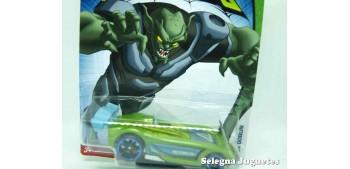 Battle Spec Green Goblin escala 1/64 Hotwheels coche miniatura