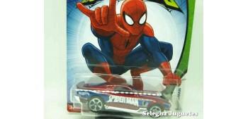 Blvd. Bruiser Spiderman scale 1:64 Hot wheels
