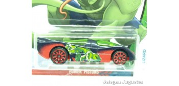 Power Pistons Lizard scale 1:64 Hot wheels