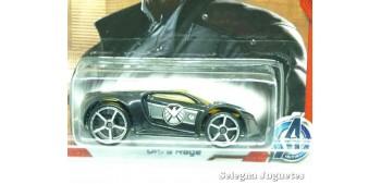 miniature car Ultra rage Nick Fury scale 1:64 Hot wheels