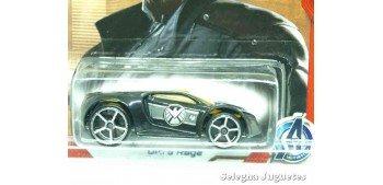 Ultra rage Nick Fury escala 1/64 Hotwheels coche miniatura metal
