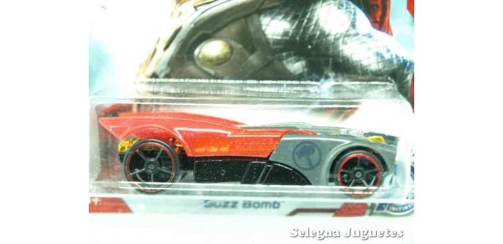 coche miniatura Buzz Bomb Thor escala 1/64 Hotwheels coche