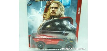 Buzz Bomb Thor scale 1:64 Hot wheels
