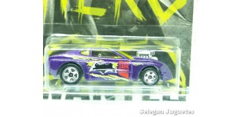 miniature car Overbored 454 scale 1:64 Hot wheels