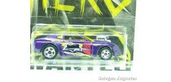 Overbored 454 escala 1/64 Hotwheels coche miniatura metal