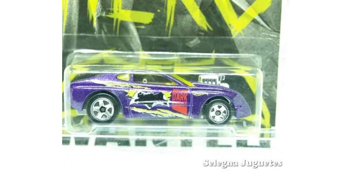 coche miniatura Overbored 454 escala 1/64 Hotwheels coche
