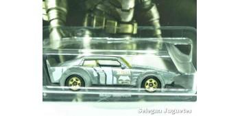 coche miniatura Mad Manga Wonder Woman escala 1/64 Hotwheels