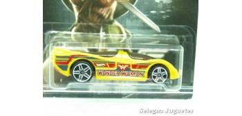 miniature car Power Piston scale 1:64 Hotwheels