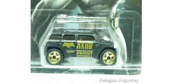 coche miniatura Rockster escala 1/64 Hotwheels coche miniatura
