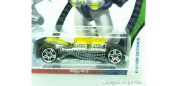 What-4-2 Doctor Octopus escala 1/64 Hotwheels coche miniatura metal
