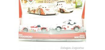 lead figure Pelicula Cars Shu Todoroki - Mach Matsuo