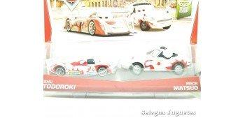 miniature car Pelicula Cars Shu Todoroki - Mach Matsuo