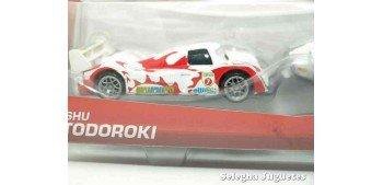 Pelicula Cars Modelos Shu Todoroki - Mach Matsuo