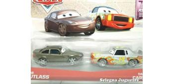 Pelicula Cars Modelos Bob Cutlass - Darrell Cartrip