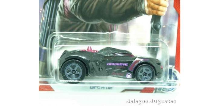 coche miniatura Growler Hawkeye escala 1/64 Hot wheels coche