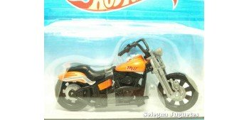 Rollin Thunder moto escala 1/18 Hot Wheels