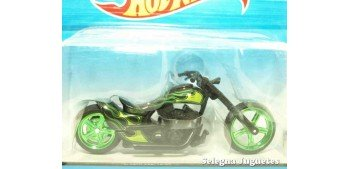Twin Flame motorcycle scale 1/18 Hot Wheels
