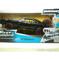 <p><strong>Dom's Dodge Charger R/T</strong></p> <p><strong>Jada</strong></p> <p><strong>1/24 - 1:24</strong></p>