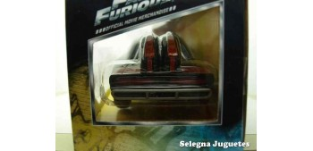 Dom's Dodge Charger R/T Fast & Furious escala 1/24 Jada