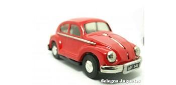 coche miniatura Coche Rojo Juguete de Hojalata Juguetes de