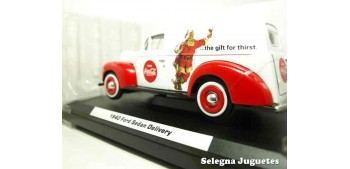 Ford Sedan Delivery 1940 Coca Cola escala 1/24 Motor City