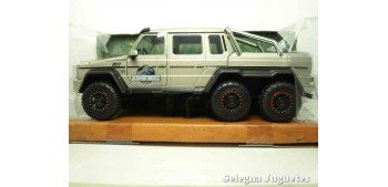 miniature car Mercedes Benz G 63 AMG 6x6 scale 1/24 Jada