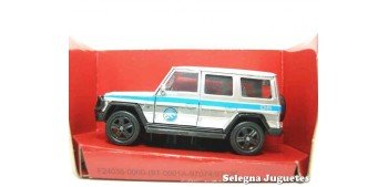 miniature car Mercedes Benz G-Class escala 1/43 Jada Jurassic