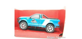 Jeep Rescue Track escala aprox. 1/43 Jada Jurassic World Jada