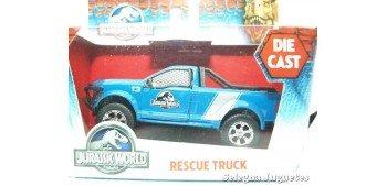 Jeep Rescue Track scale aprox. 1/43 Jada Jurassic World