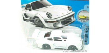 Porsche 934.5 escala 1/64 Hot wheels coche miniatura escala