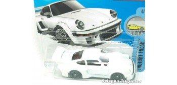 Porsche 934.5 escala 1/64 Hot wheels coche miniatura escala
