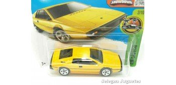 Lotus Sprit S1 escala 1/64 Hot wheels coche miniatura escala