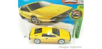 Lotus Sprit S1 escala 1/64 Hot wheels coche miniatura escala