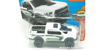 Ford F-150 Raptor 17 escala 1/64 Hot wheels coche miniatura escala