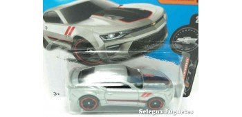 Chevrolet Camaro SS 16 escala 1/64 Hot wheels coche miniatura