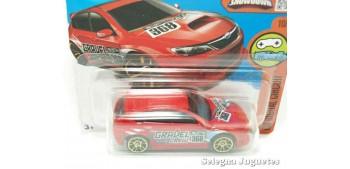 Subaru Wrx escala 1/64 Hot wheels coche miniatura escala