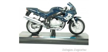 lead figure Triumph Sprint RS (sin caja) scale 1/18 Maisto
