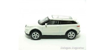 miniature car Range Rover evoque scale 1/60 Welly miniature cars