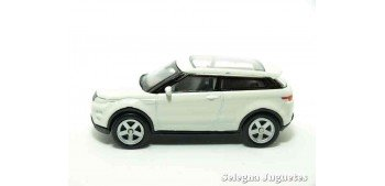 Range Rover evoque escala 1/60 Welly coche metal miniatura