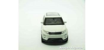coche miniatura Range Rover evoque escala 1/60 Welly coche