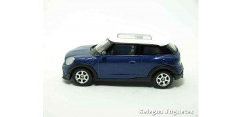 Mini Cooper S Paceman escala 1/60 Welly coche metal miniatura