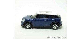 Mini Cooper S Paceman escala 1/60 Welly coche metal miniatura