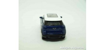 Mini Cooper S Paceman scale 1/60 Welly miniature cars