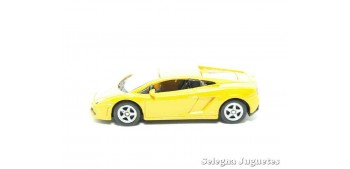 Lamborghini Gallardo LP660-4 escala 1/60 Welly coche metal miniatura