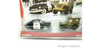 miniature car Pelicula Cars Sheriff - Sarge
